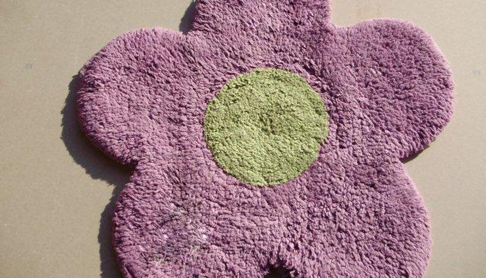 prostirka flower