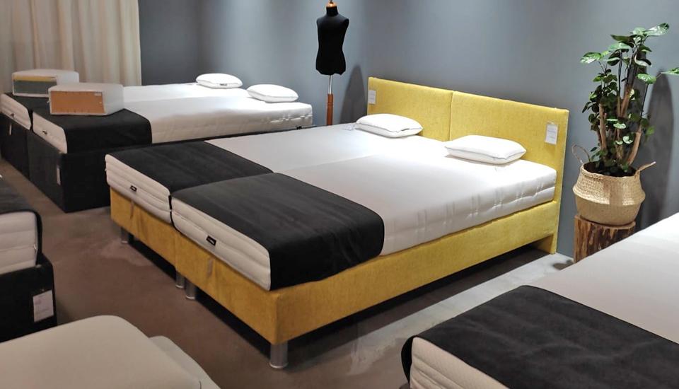 tapecirani krevet accept box