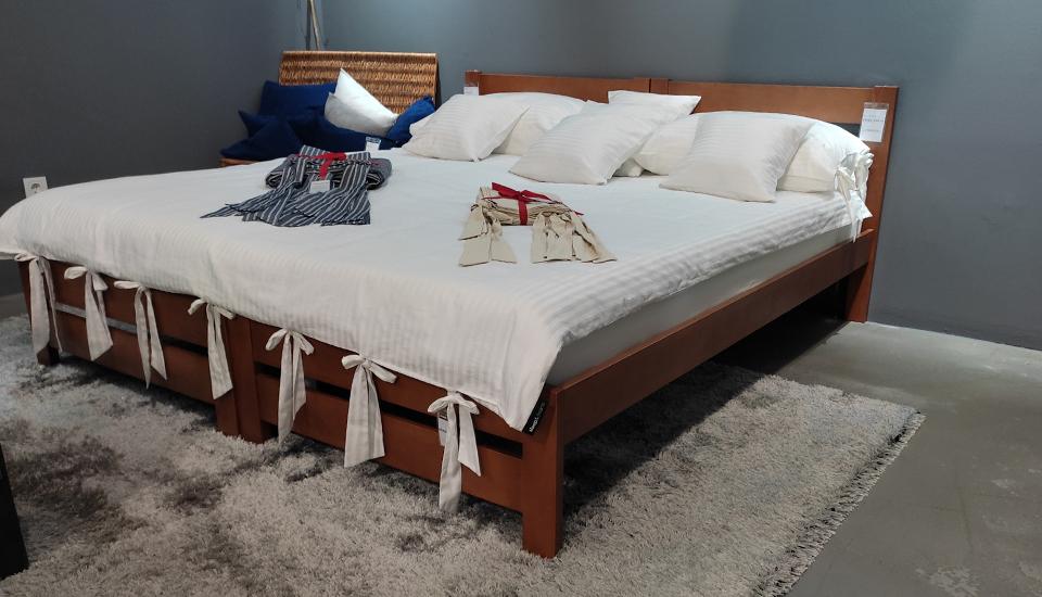 drveni krevet excellent hl