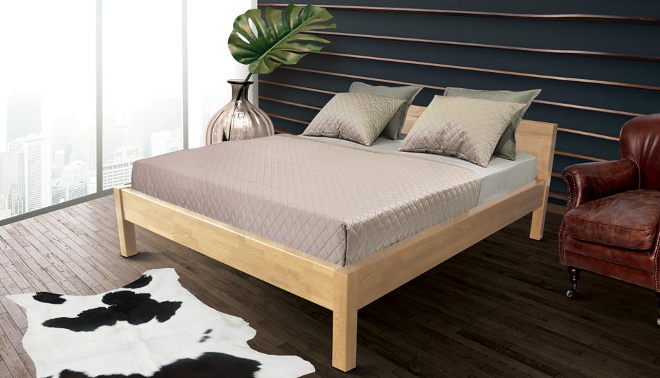 drveni krevet massive n